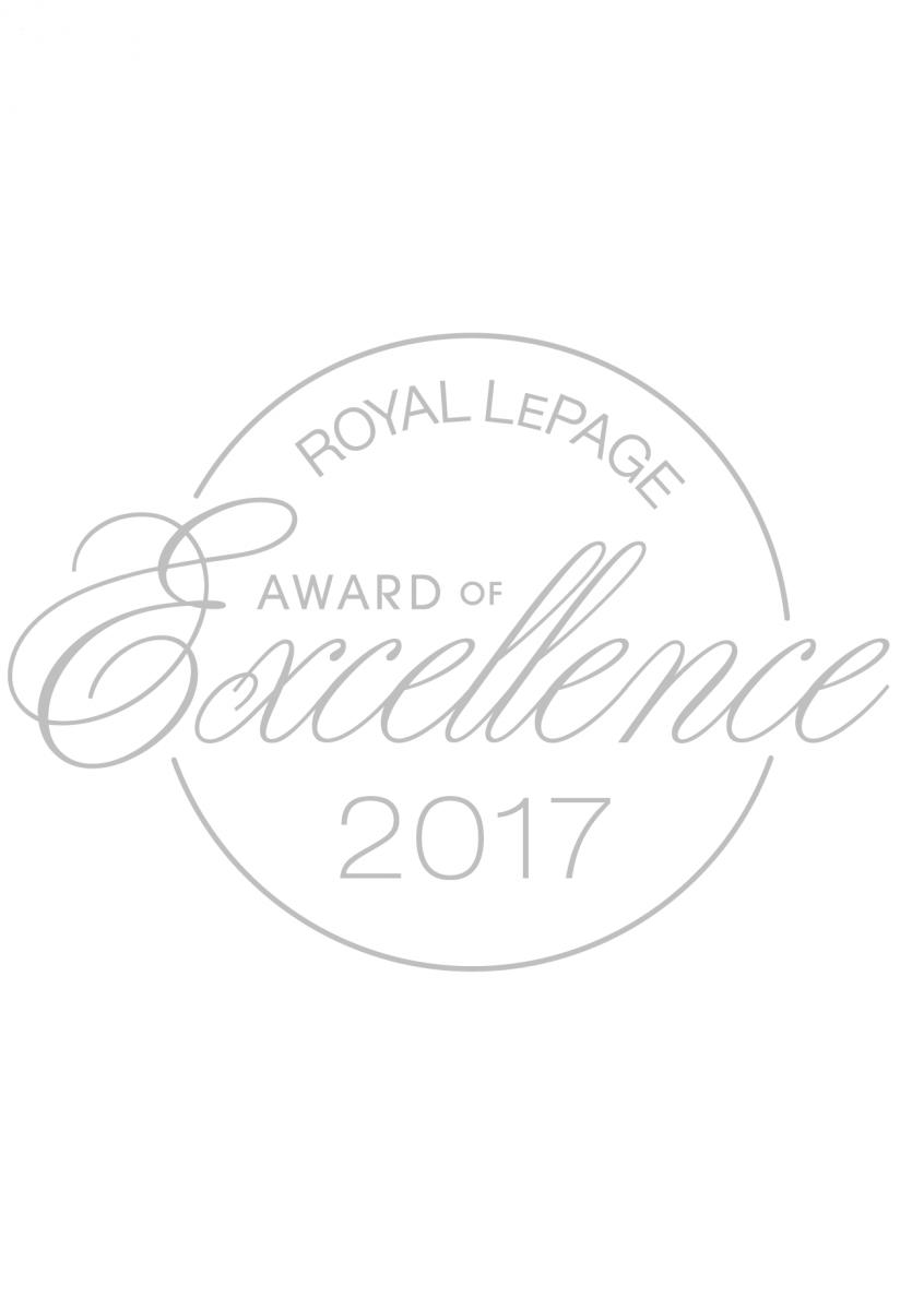 Award or Excellence 2017